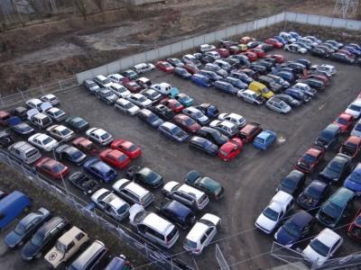 zepsute samochody Auto Szrot 05