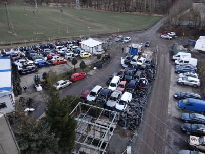 zepsute samochody Auto Szrot 17