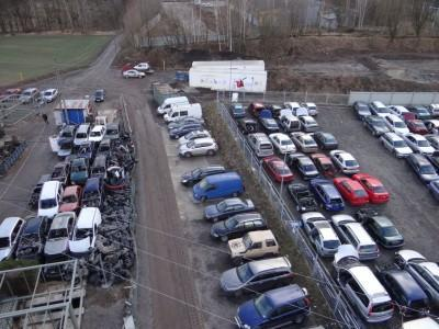 zepsute samochody Auto Szrot 18