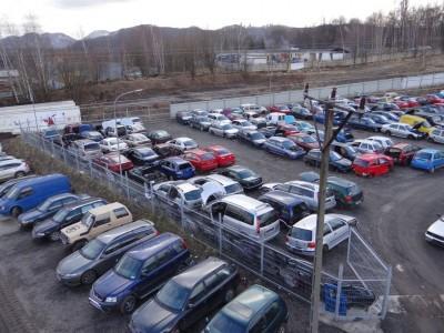 zepsute samochody Auto Szrot 22