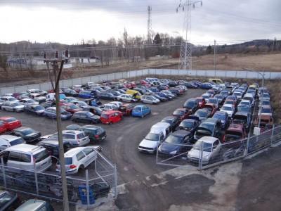 zepsute samochody Auto Szrot 23