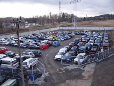 zepsute samochody Auto Szrot 24