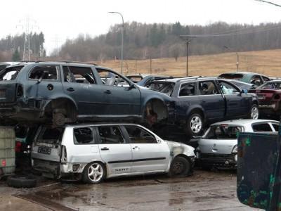 zepsute samochody Auto Szrot 26